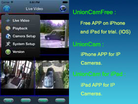 UnionCam for IOS